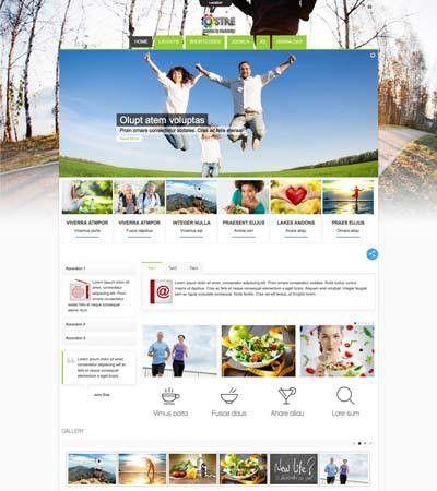 Professional Joomla Templates, Joomla 3.8 templates, Joomla 3.7 ...