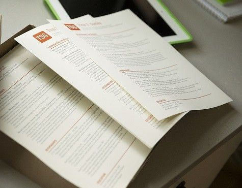 Beautiful Idea Where To Print Resume 13 Free Printable Blank ...