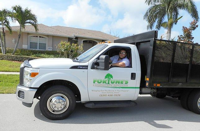 Fortune's Lawn Services - About Us