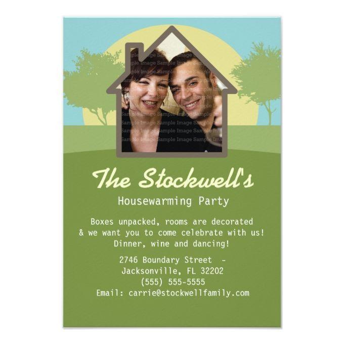 1504 best Housewarming Invitations images on Pinterest ...