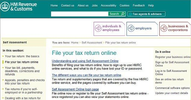 A P45 In Case You Had Left A Task Within The Tax Year: Assessment ...