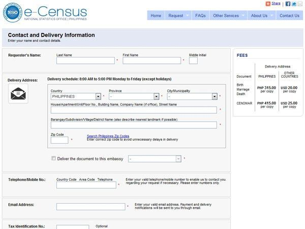 How to Apply for Marriage Certificate Online - Philippine ...