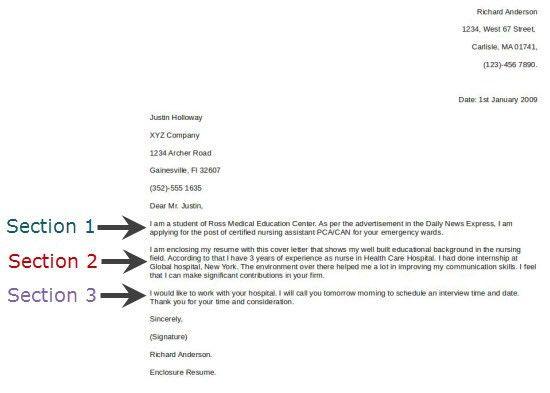 Public Defender Cover Letter - My Document Blog