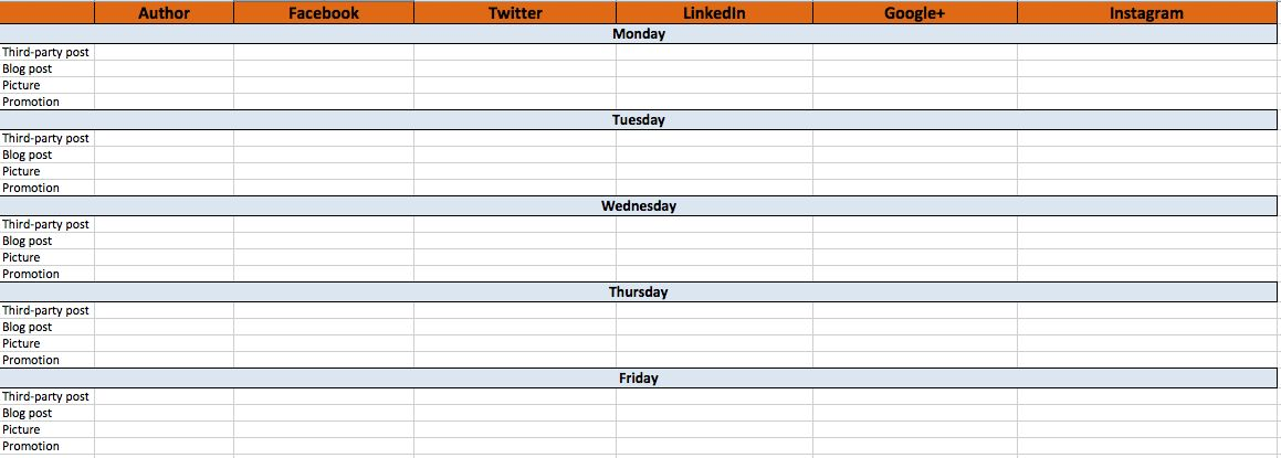Indie Game Marketing: The Importance of a Content Calendar ...