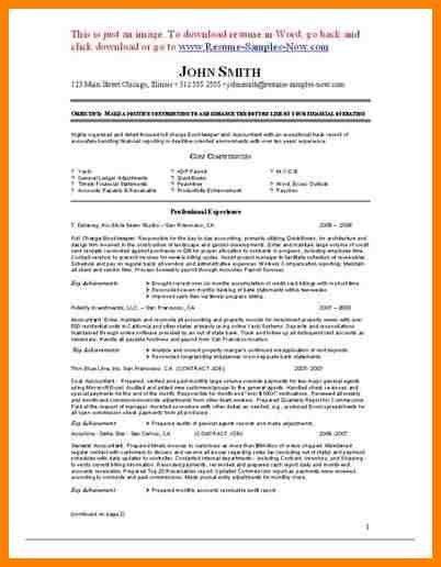 Resume For Bookkeeper Example. bookkeeper cv example. retail ...