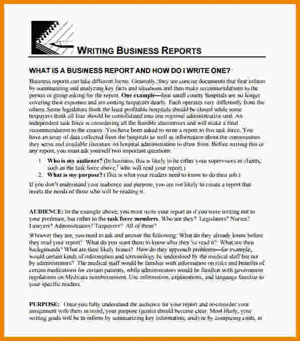 5+ how to write a report format | Medical Report