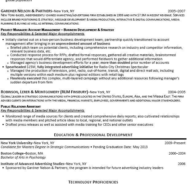 Banking Resume Template. Investment Banking Resume Template ...