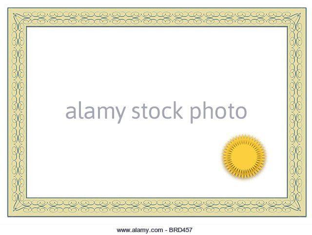 Stylized Blank Diploma On White Stock Photos & Stylized Blank ...