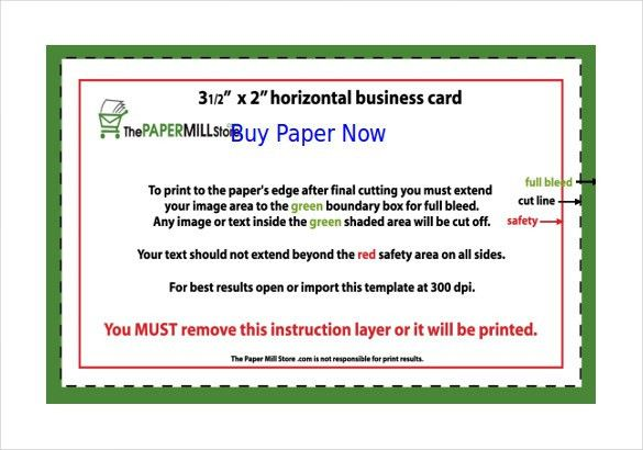 15+ Word Business Card Templates Free Download | Free & Premium ...