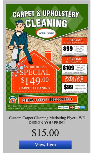 Lawn Care Business Marketing Flyer Template, Service Flyer Design ...