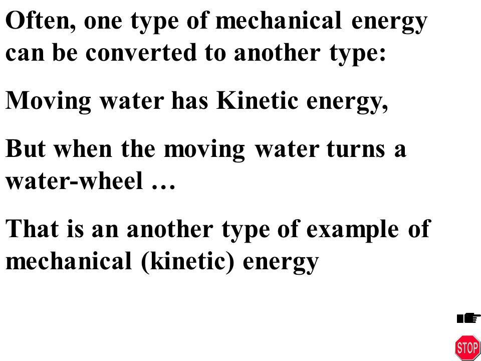 Understand and give example of other common types of energy - ppt ...