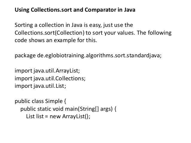 Java Collections Tutorials