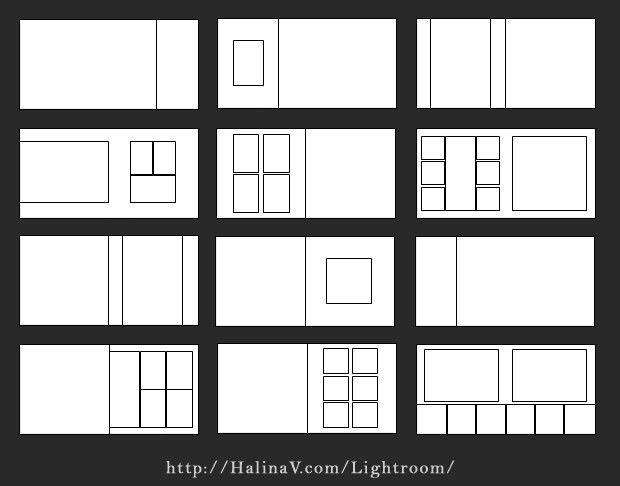 30 Album Templates (Collection #2)– 12 x 12″ – $30 « Lightroom ...