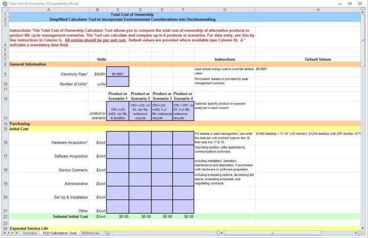 Job Cost Spreadsheet Template | HAISUME