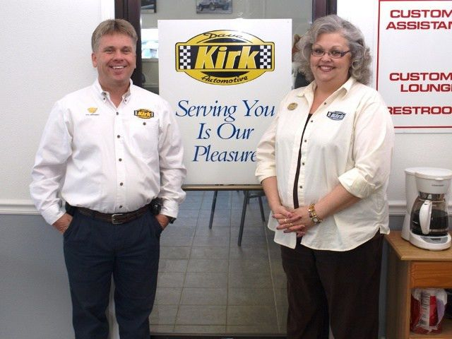 Body Shop Staff Dave Kirk Auto | Knoxville Chevy Buick Dealers