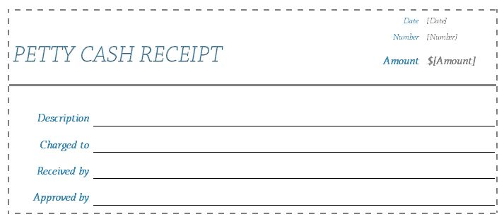 Receipt Template - Blank Receipts for Word