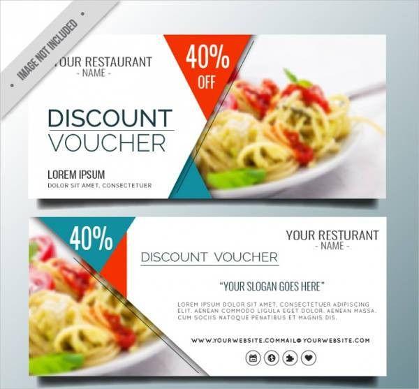 7+ Dinner Voucher Templates - Free PSD, Vector AI, EPS Format ...