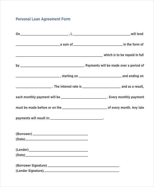 Sample Payment Agreement. Template Partnership Agreement Form ...