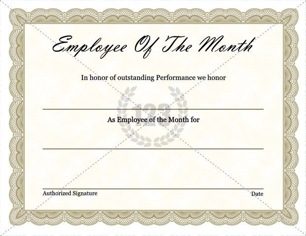 Best Employee Certificates Templates Free and Premium Download ...