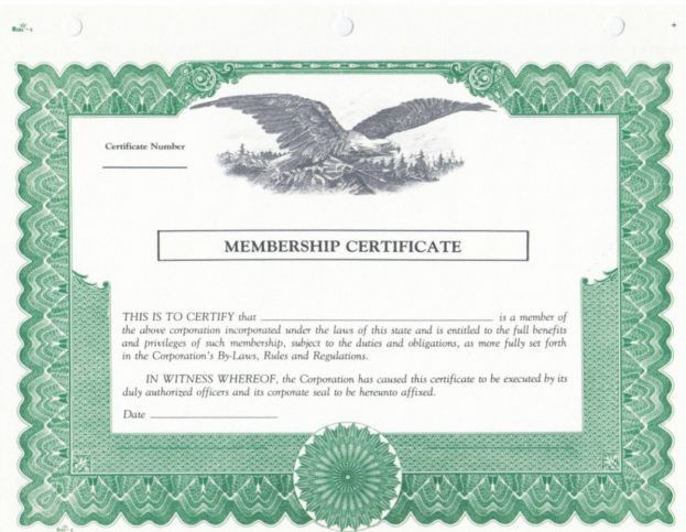 Stock certificate example 21 stock certificate templates free corporate stock certificate template ecordura yadclub Choice Image