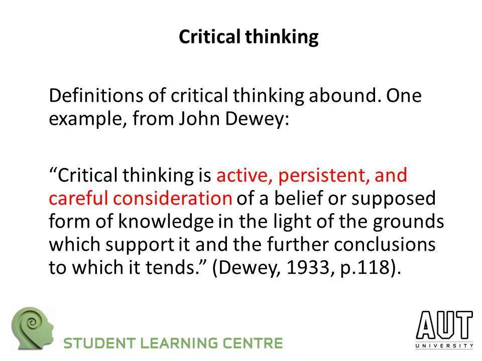 MBA/MPA/PROFESSIONAL MASTERS WORKSHOP Critical thinking & Academic ...