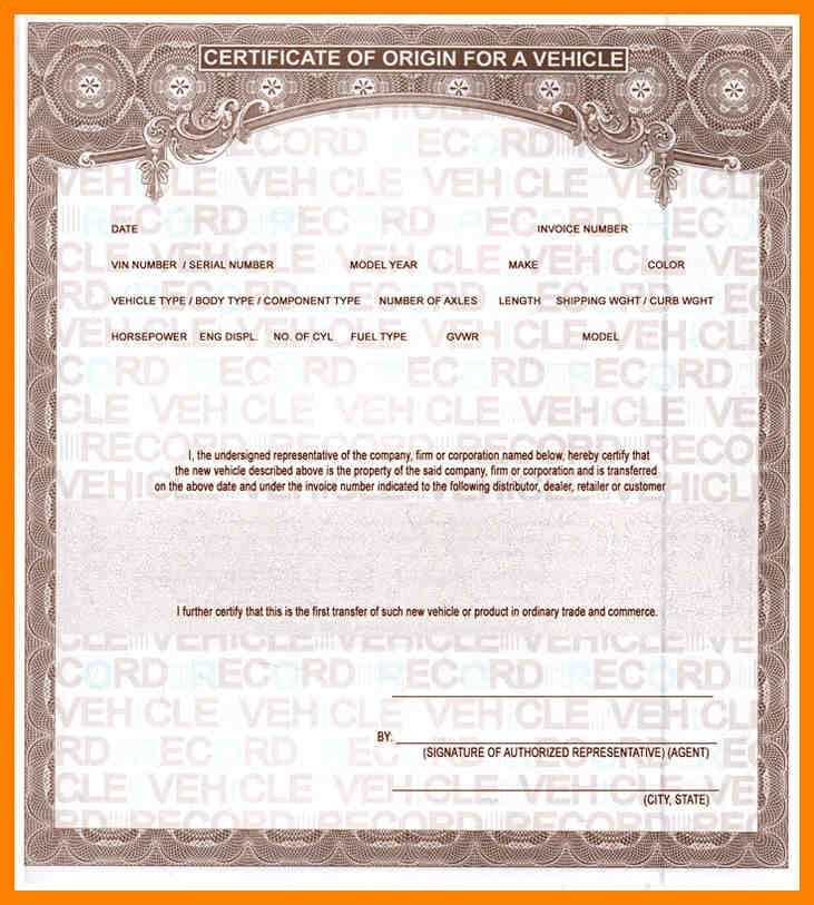 12+ manufacturer certificate format | day care receipts