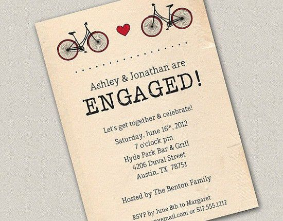Engagement Invitation Wording http://www.partyinvitationwording ...