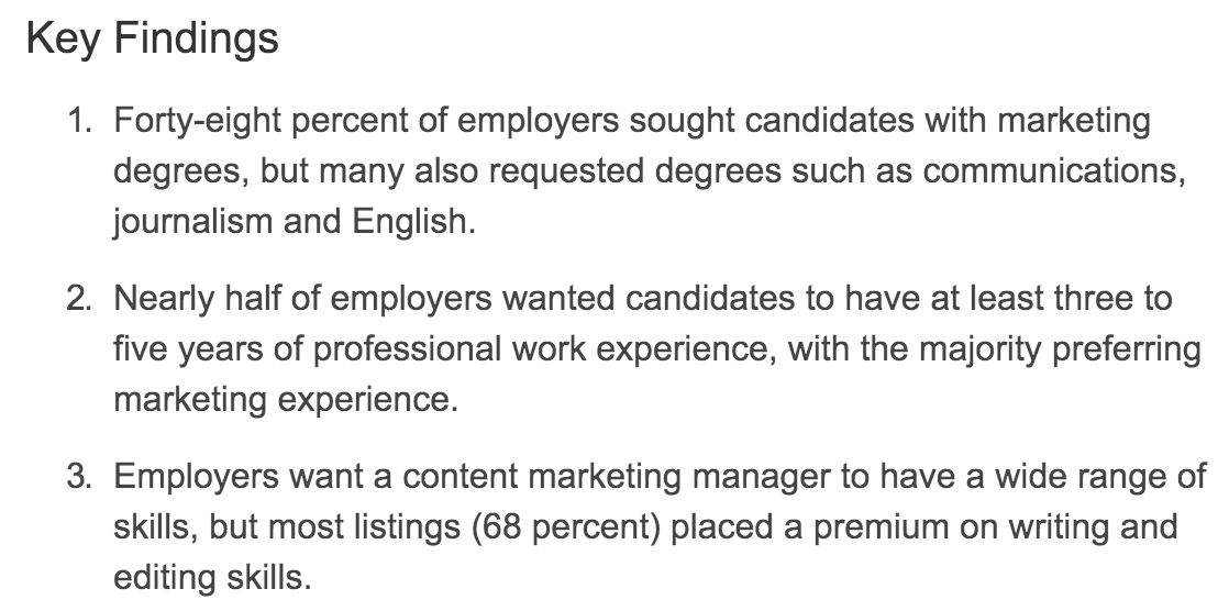 Marketing Resume Sample | Resume Genius