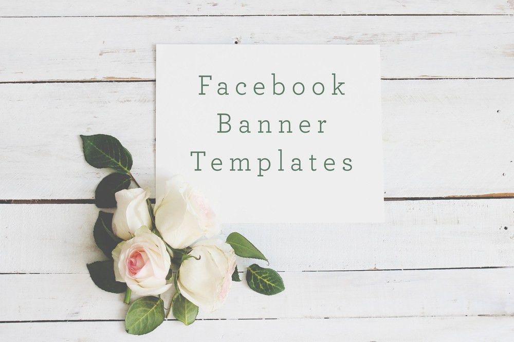 Facebook Banner Template Pack —