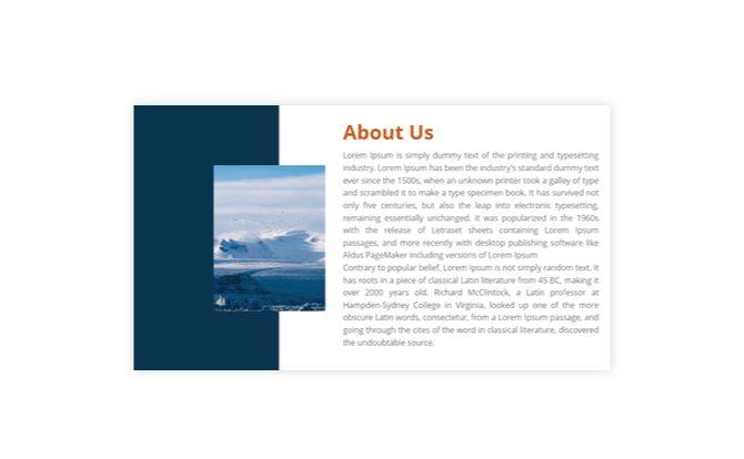 DealDey - Professional Company Profile Template