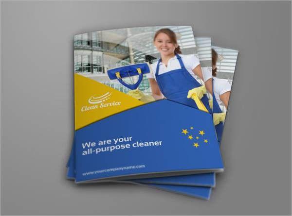 34+ Service Brochure Designs | Design Trends - Premium PSD, Vector ...