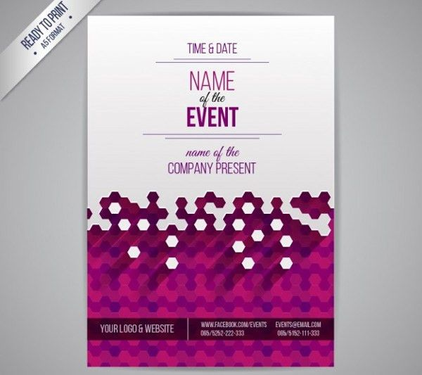 42+ Event Flyer Examples