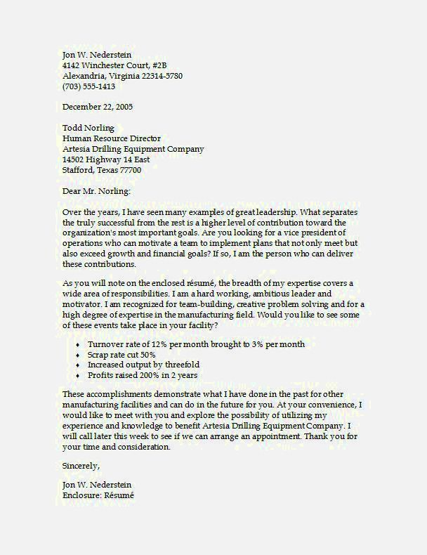 good resume cover letter examples – Resume Template For Free