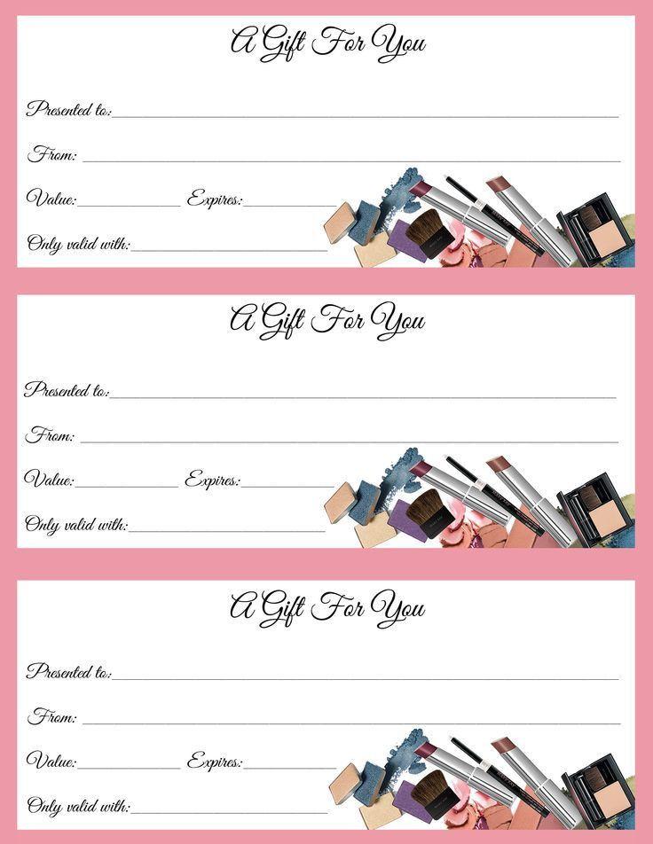 Best 25+ Gift certificates ideas on Pinterest | Blow hair salon ...