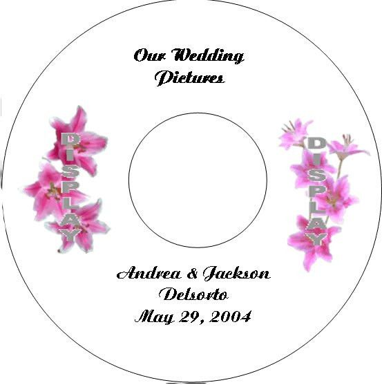 CD-ROM Label Templates