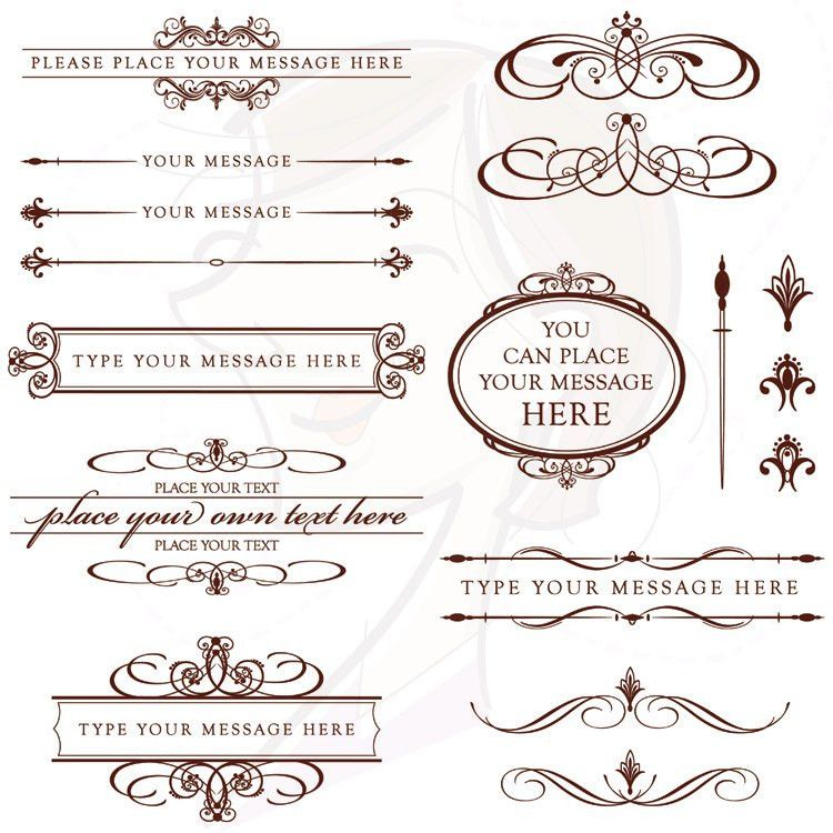 Wedding Invitation Clip Art Free Download #13816