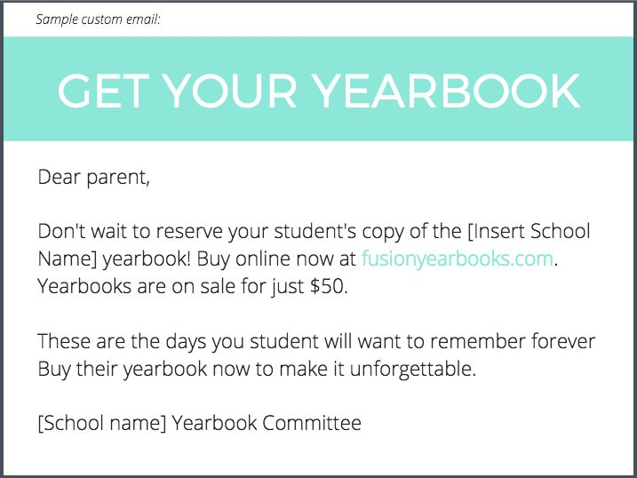 The Ultimate Guide to Yearbook Marketing - Fusion Yearbooks
