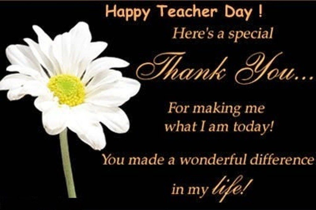 Best Teacher Day Wishes - Wishes, Greetings, Pictures – Wish Guy