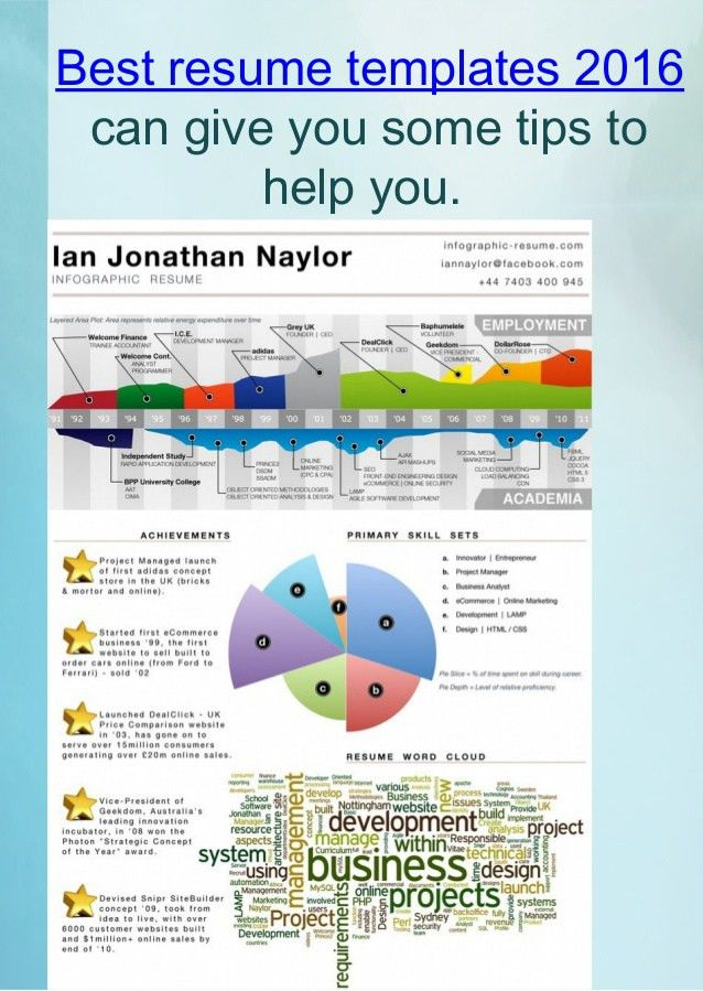 Download New Resume Templates | haadyaooverbayresort.com