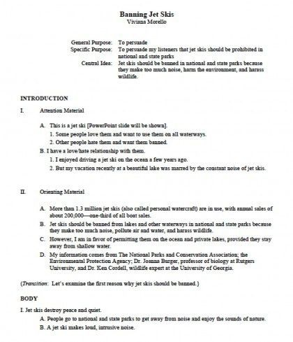 Research Paper Outline. Outline Of Research Paper Jpg Outline Of ...