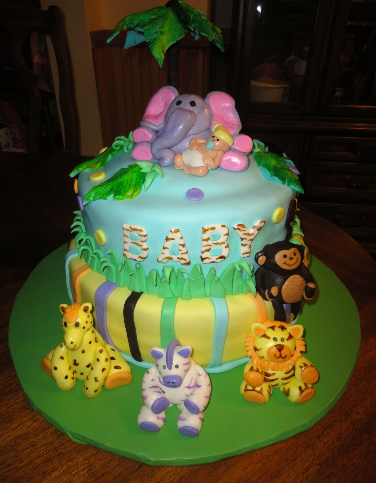 Labo Cake Design Toulouse : Labor, Cake ideas and Baby shower cakes on Pinterest