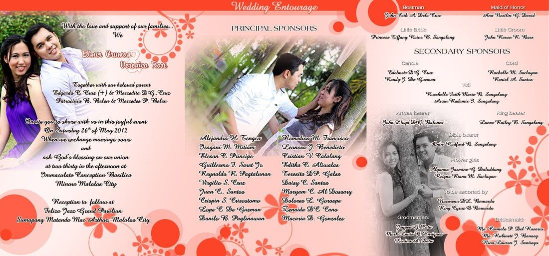 Sample Wedding Invitations | badbrya.com