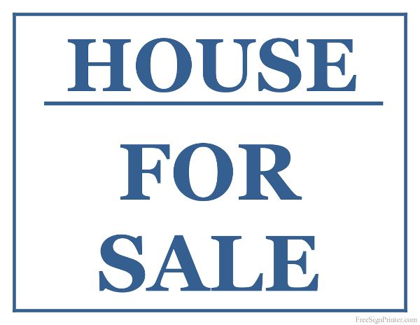 Best House For Sale Sign Template Ideas   Best Resume Examples For .  House For Sale Sign Template