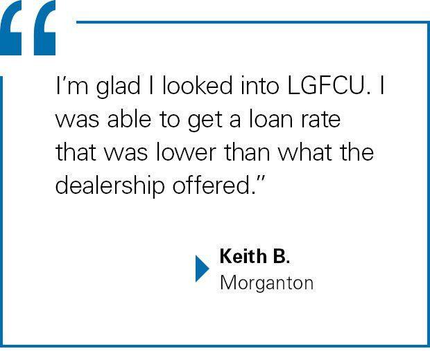 Used Auto Loan | LGFCU