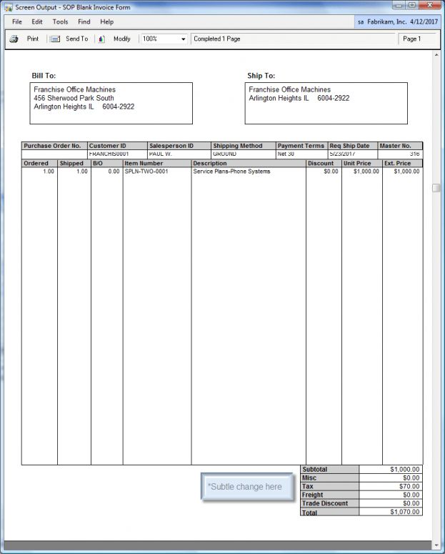 Download Blank Invoice Microsoft Word | rabitah.net