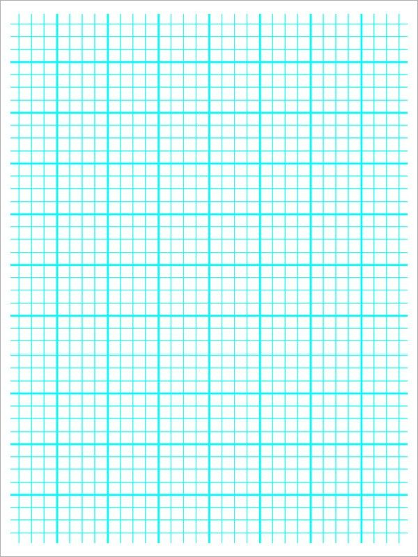 graph-paper-template and sample
