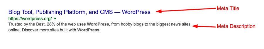 How to Add Meta Title, Keywords and Meta Description in WordPress