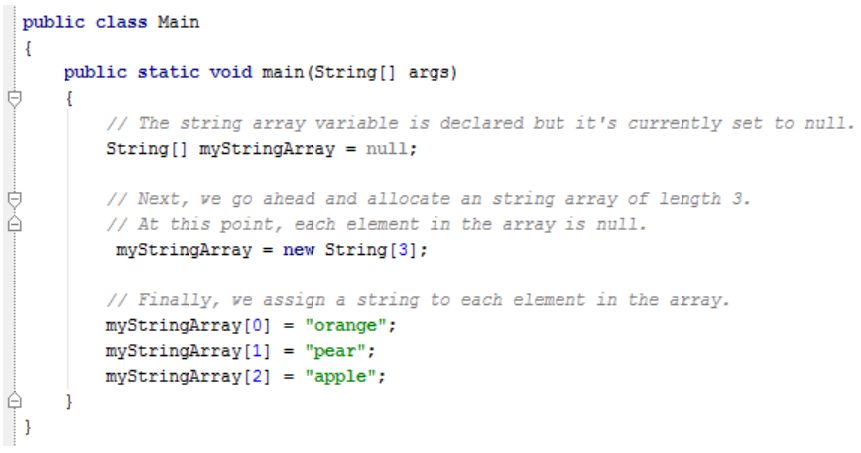 Java String Array: Understanding Different Aspects of String ...