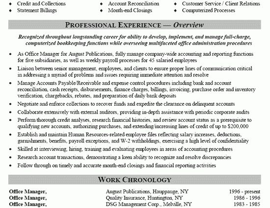 List of Administrative Skills for Resume Office Administrator ...