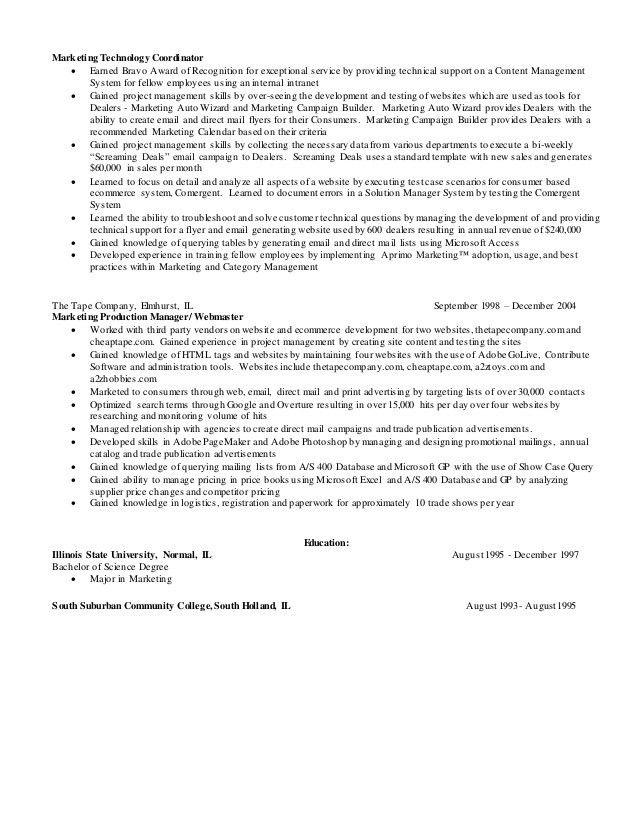 Resume Content Management System. moe kahiel resume 2017 01 ...